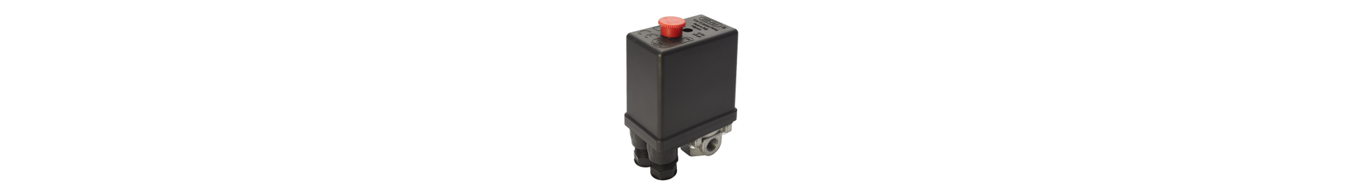 Single phase pressure switches